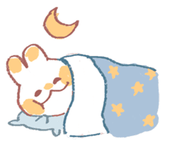 A Bun's Life sticker #14695749