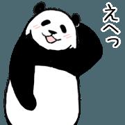 สติ๊กเกอร์ไลน์ Pandan6