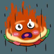 สติ๊กเกอร์ไลน์ Tasty and Joy Bread