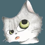 สติ๊กเกอร์ไลน์ TuTu Cat