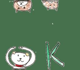 small cute shiba inu sticker #14721104