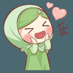 Centilia's Friends : Clovy (Hijab)