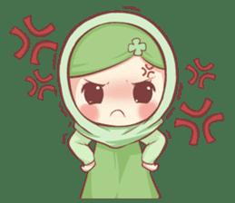 Centilia's Friends : Clovy (Hijab) sticker #14721856