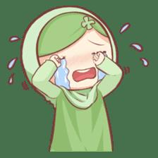 Centilia's Friends : Clovy (Hijab) sticker #14721861
