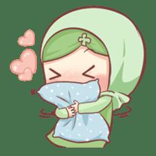 Centilia's Friends : Clovy (Hijab) sticker #14721864