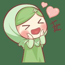 Centilia's Friends : Clovy (Hijab) sticker #14721865