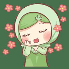 Centilia's Friends : Clovy (Hijab) sticker #14721868