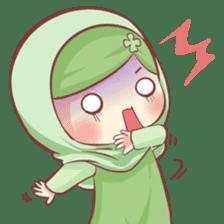 Centilia's Friends : Clovy (Hijab) sticker #14721869