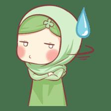 Centilia's Friends : Clovy (Hijab) sticker #14721870