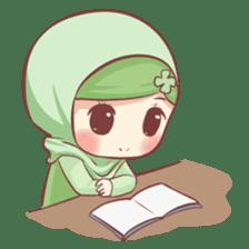 Centilia's Friends : Clovy (Hijab) sticker #14721871