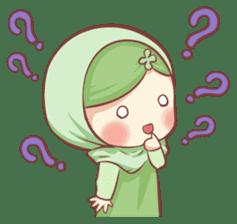 Centilia's Friends : Clovy (Hijab) sticker #14721879