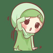 Centilia's Friends : Clovy (Hijab) sticker #14721883