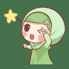Centilia's Friends : Clovy (Hijab) sticker #14721885