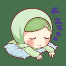 Centilia's Friends : Clovy (Hijab) sticker #14721888