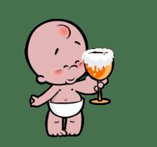 Pobaby(Mischief) sticker #14722328