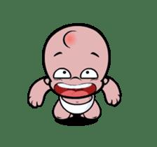 Pobaby(Mischief) sticker #14722337