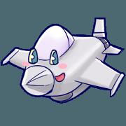 สติ๊กเกอร์ไลน์ Air Space Defender