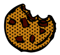 Cookie Muncher - Act 1 sticker #14726634