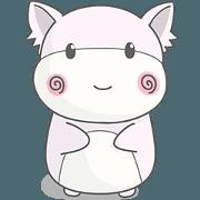 สติ๊กเกอร์ไลน์ Pinoku