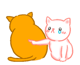 -Can we kiss and make up?- sticker #14760611