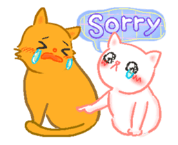-Can we kiss and make up?- sticker #14760612