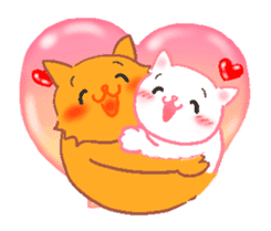 -Can we kiss and make up?- sticker #14760614