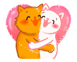 -Can we kiss and make up?- sticker #14760629