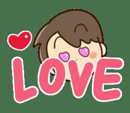 Friendly dad (Affection version) sticker #14767158