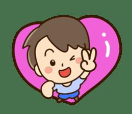 Friendly dad (Affection version) sticker #14767175