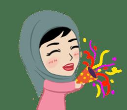Muslim ordinary life stickers sticker #14772811