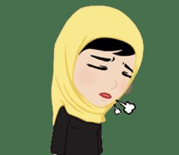 Muslim ordinary life stickers sticker #14772814