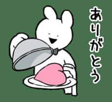 Extremely Rabbit Animated [Valentine] sticker #14780380