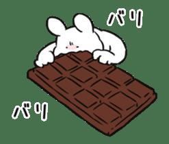 Extremely Rabbit Animated [Valentine] sticker #14780382