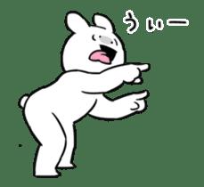 Extremely Rabbit Animated [Valentine] sticker #14780384