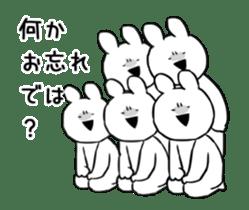 Extremely Rabbit Animated [Valentine] sticker #14780390