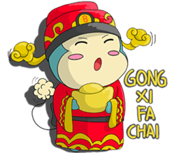 Bukuma: Chinese New Year Edition sticker #14786328