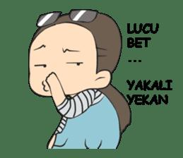 Nyun Behah sticker #14797159