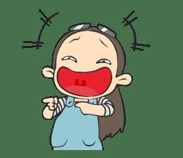 Nyun Behah sticker #14797166