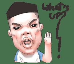 Mr.Tue 2 (English Version) sticker #14801350