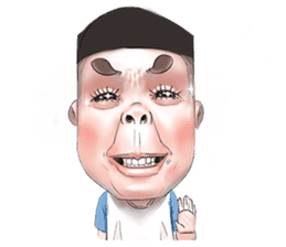 Mr.Tue 2 (English Version) sticker #14801351