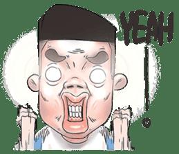 Mr.Tue 2 (English Version) sticker #14801355