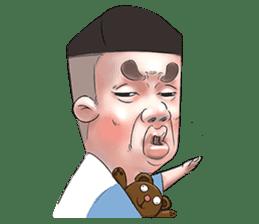 Mr.Tue 2 (English Version) sticker #14801361