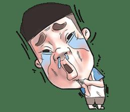 Mr.Tue 2 (English Version) sticker #14801363