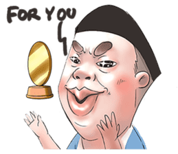 Mr.Tue 2 (English Version) sticker #14801373