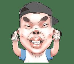 Mr.Tue 2 (English Version) sticker #14801374