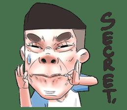 Mr.Tue 2 (English Version) sticker #14801377