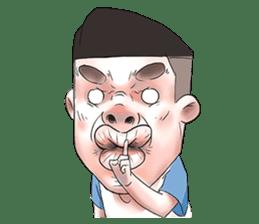 Mr.Tue 2 (English Version) sticker #14801378