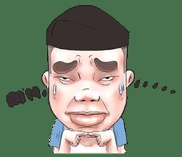 Mr.Tue 2 (English Version) sticker #14801380