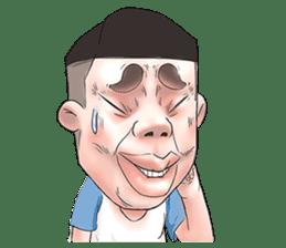 Mr.Tue 2 (English Version) sticker #14801381