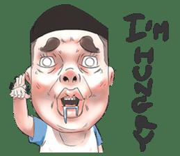 Mr.Tue 2 (English Version) sticker #14801382